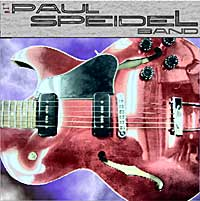 Paul Speidel Band CD
