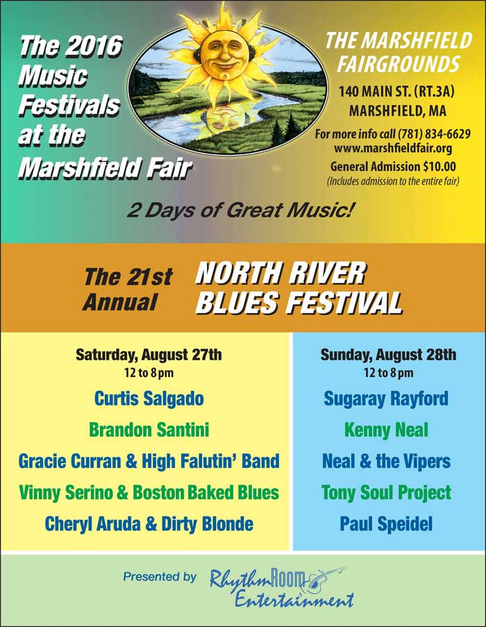 North River Blues Fest
