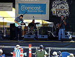 Paul Speidel Band at Blues-n-Brews Festival 2011